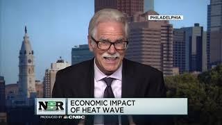 Economic Impact of Heat Wave