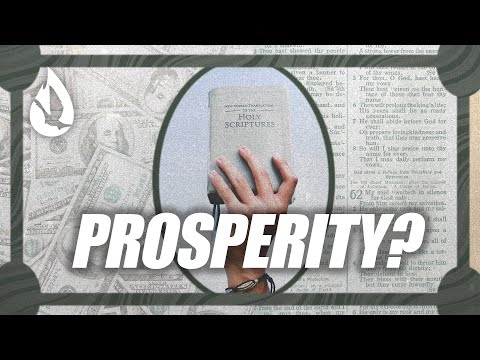 The Truth: Here's What the Bible Actually Says About Money