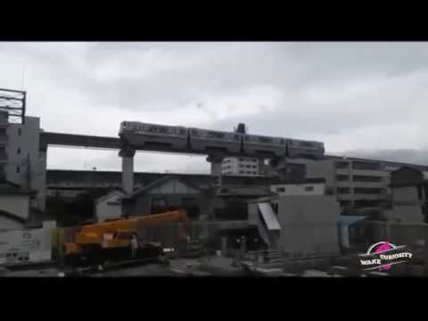 Dangerous Earthquake In Japan Osaka 2018  Earthquake Caught On Camera