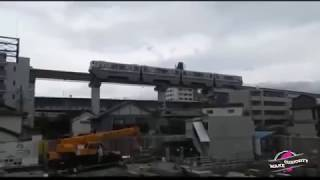 Dangerous Earthquake In Japan Osaka 2018  Earthquake Caught On Camera