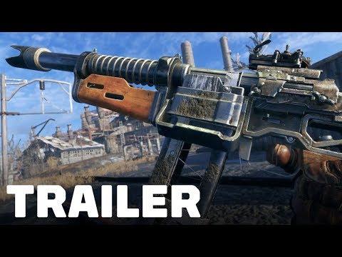 Metro Exodus - Weapons Trailer - UCKy1dAqELo0zrOtPkf0eTMw