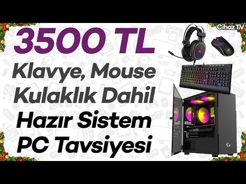 Game Garaj 3200 TL'ye RX 560'lı Hazır Sistem (01.01.2021)