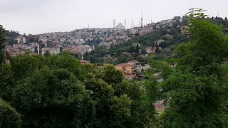 The Asian side of istanbul use to be more Green? Travelling Turkey