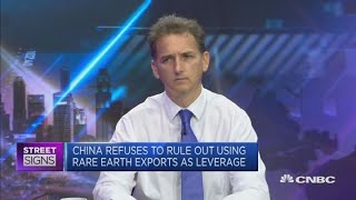 China's threat isn't referring to a real war, says strategist | Street Signs Asia