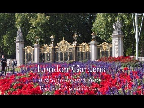 London Gardens & Parks Walk - design and history garden tour guide - UCtwQDg4rXfyYezi6PEk6IlQ