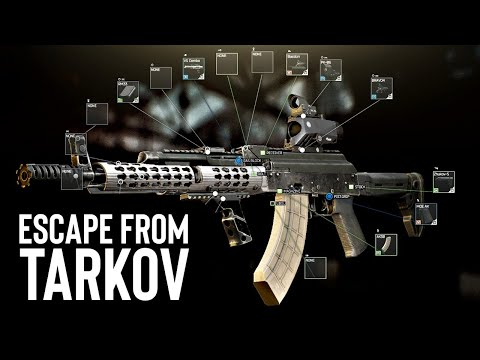 WEAPON CUSTOMIZATION!! (Escape from Tarkov) - UC2wKfjlioOCLP4xQMOWNcgg