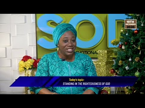 Dr Becky Paul-Enenche - SEEDS OF DESTINY - SATURDAY DECEMBER 19, 2020