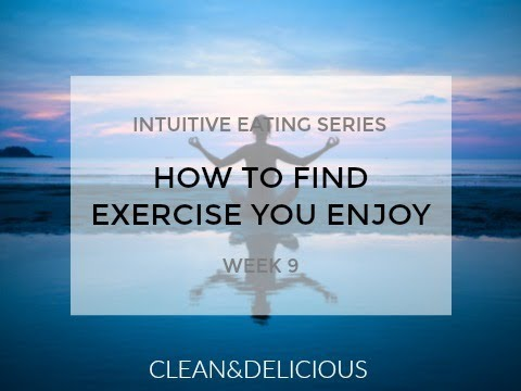 Intuitive Eating | How To Find Exercise You ENJOY | Week 9 with Dani Spies - UCj0V0aG4LcdHmdPJ7aTtSCQ