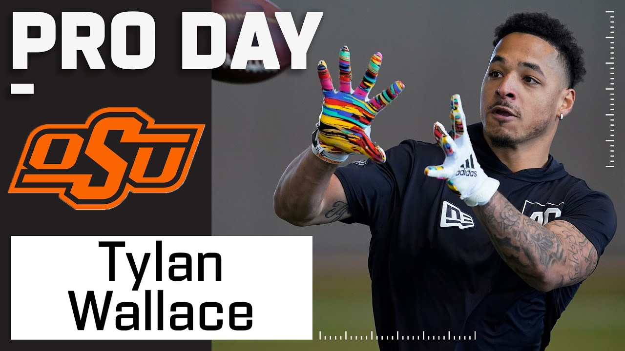 Tylan Wallace Pro Day Highlights