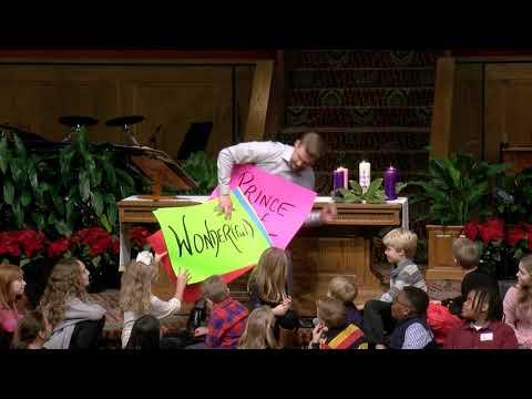 Sermon - 12/29/2019 - Pastor Ben Anderson - Christ Church Nashville
