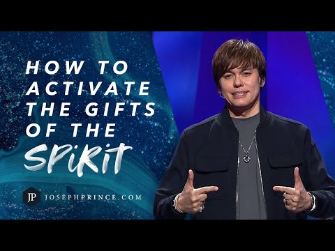 How To Activate The Gifts Of The Spirit  Joseph Prince