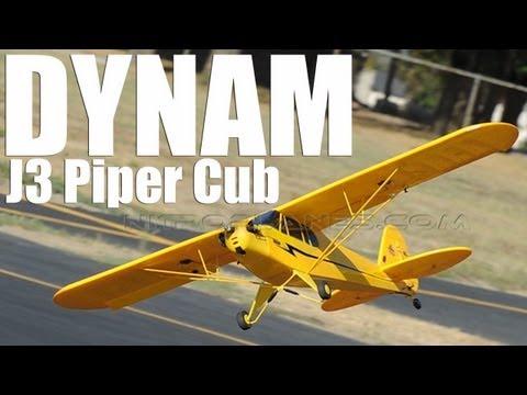 New Dynam Super Detail 4 Ch Piper J3 Cub Review - UCJZL9VSp8g5rRQXeumrEOEg
