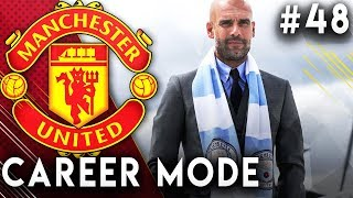 FIFA 19 Manchester United Career Mode EP48 - Manchester Derby In The Champions League!!