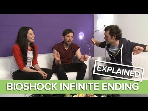 BioShock Infinite Ending Explained, Discussed - SPOILERS - UCKk076mm-7JjLxJcFSXIPJA