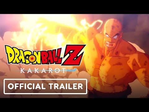 Dragon Ball Z: Kakarot - Official Story Overview Trailer - UCKy1dAqELo0zrOtPkf0eTMw
