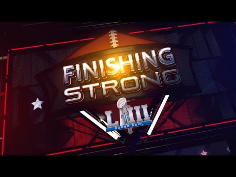Finishing Strong Super Bowl LIII Special with Mike Barber Ministries