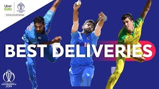 UberEats Best Deliveries of the Day | Sri Lanka v India | ICC Cricket World Cup 2019