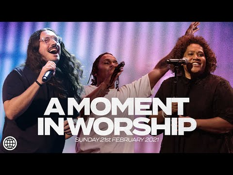 A Moment In Worship (Good Grace, Another In The Fire, Way Maker)  Hillsong Church Online