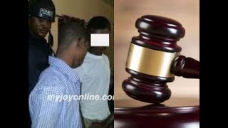 (REVEALED) No charges were read against NAM1 in court