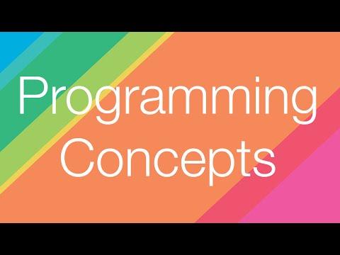Intro to Programming: Concepts - UCFShB7jrmQIkuwVItaig7fA