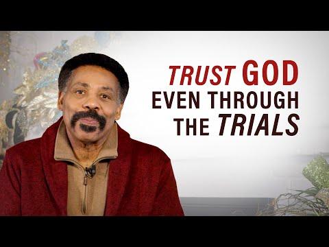 Trust God Through the Trials - Tony Evans