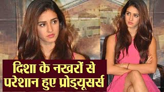 Disha Patani's rude behaviour with producers during shoots | FilmiBeat