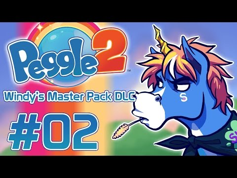 Peggle 2: Windy's Master Pack DLC Part 2 - It's Over 9,000,000 - UCVdtW2E4vwvf8yh4FY5us9A