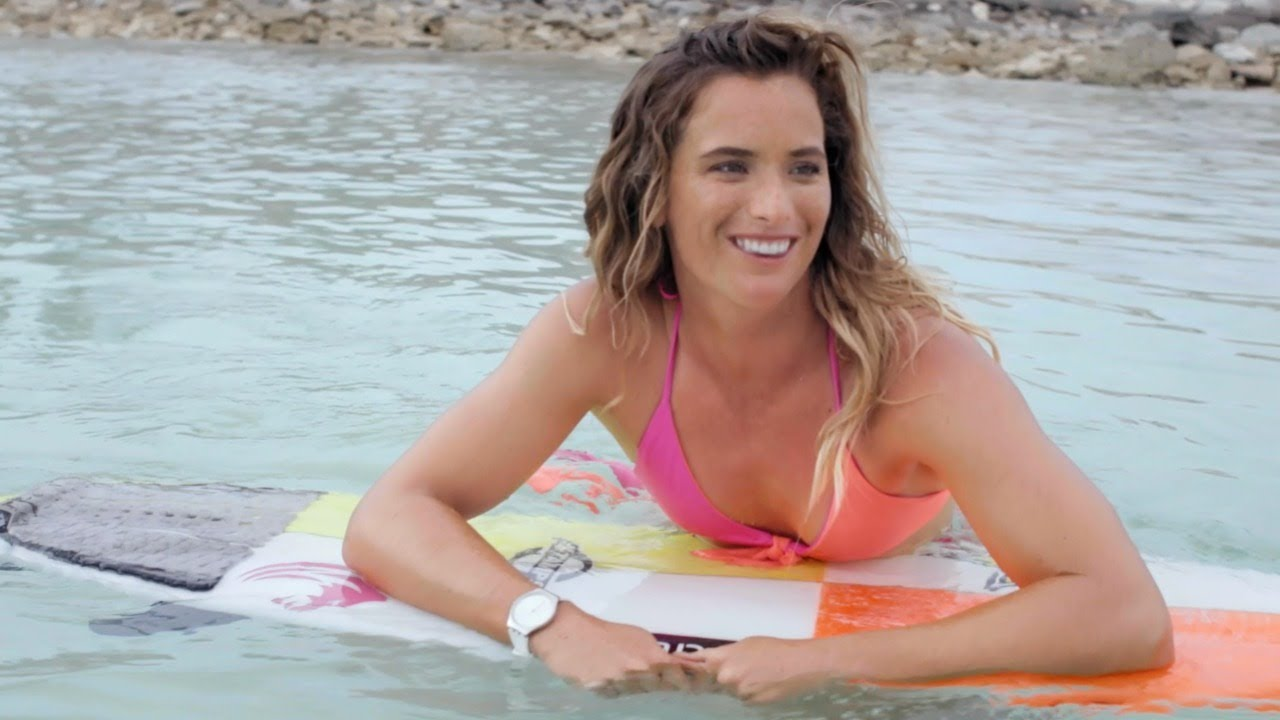 Get To Know Surfer Courtney Conlogue