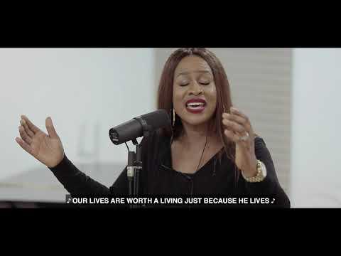 BECAUSE HE LIVES +(Spontaneous)- Nwando Omosebi and TY Bello