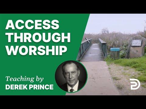 Access through Worship 10/6