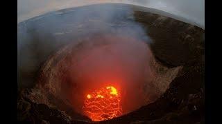 Hawaii Kilauea Volcano M3.5 Quake! Crater Water, Explosive Eruption Coming? Magma Buid-Up!