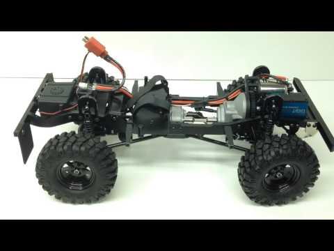 RC4WD Gelande 2 - Build Update 3, Electronics Installed - UCSc5QwDdWvPL-j0juK06pQw