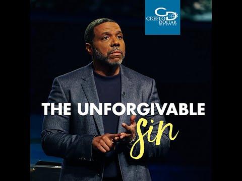 The Unforgivable Sin - Sunday Service