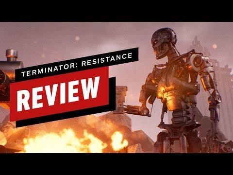 Terminator: Resistance Review - UCKy1dAqELo0zrOtPkf0eTMw