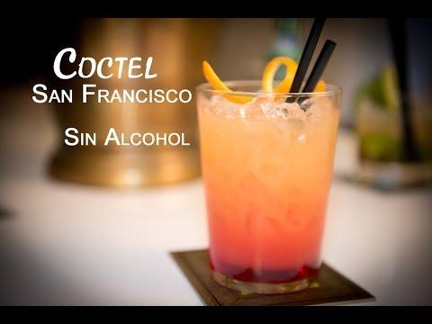 Como Hacer un Coctel San Francisco Bebida sin Alcohol - UCQpwDEZenMK6rzhLqCZXRhw
