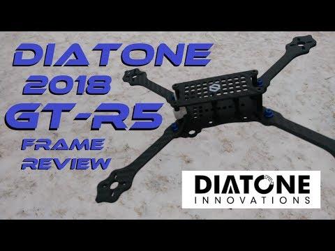 Diatone 2018 GT-R5 Frame Review - UC92HE5A7DJtnjUe_JYoRypQ