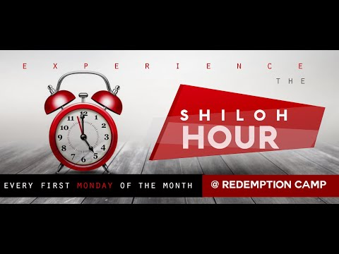 RCCG MAY 2020 SHILOH HOUR - LET THERE BE LIGHT 5