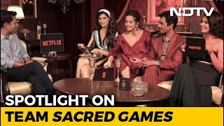 Spotlight: Meet The Cast And Makers of 'Sacred Games 2'