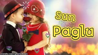 Watch Sun Paglu Romantic Sad Love Emotional Status Hindi