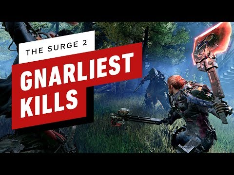 The Gnarliest Executions in The Surge 2