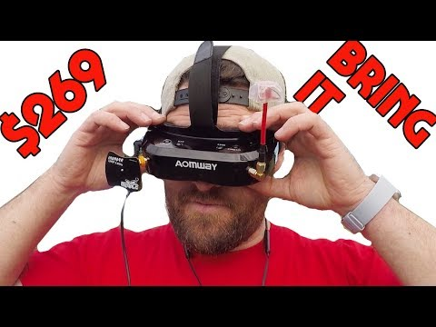 A GOGGLE WAR IS HAPPENING & that's GOOD for YOU! Aomway v1s - UC3ioIOr3tH6Yz8qzr418R-g