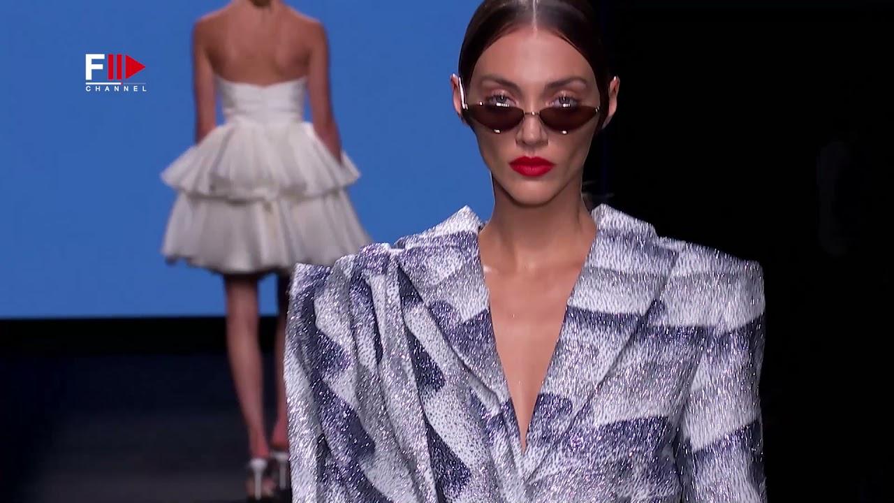 FERNANDO CLARO Spring 2022 Madrid – Fashion Channel