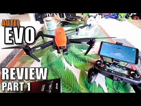 AUTEL EVO Review - Part 1 In-Depth - [Unboxing, Inspection, Setup & Updating] - UCVQWy-DTLpRqnuA17WZkjRQ