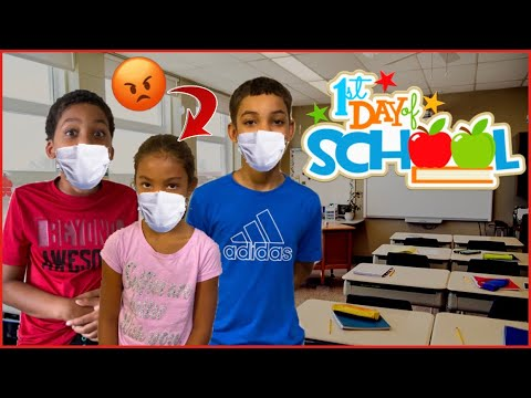 THIS WAS THE WORST FIRST DAY OF SCHOOL EVER!!!