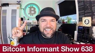 #638 Bitcoin ATM Wachstum, E*Trade Crypto Trading Desk & Coinbase Bitcoin Visa Karte
