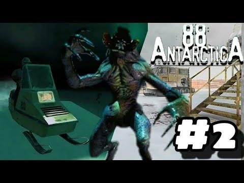 ANTÁRTICA 88 #2 - FUGINDO DO LABORATÓRIO! (GAMEPLAY NO ANDROID LEGENDADO EM PORTUGUÊS)