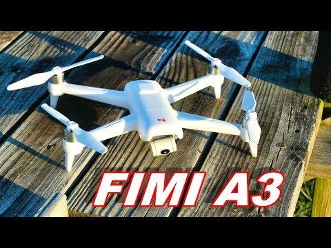 Xiaomi FIMI A3 Camera Gimbal Test & Flight Time Plus Range Sorta - TheRcSaylors - UCYWhRC3xtD_acDIZdr53huA