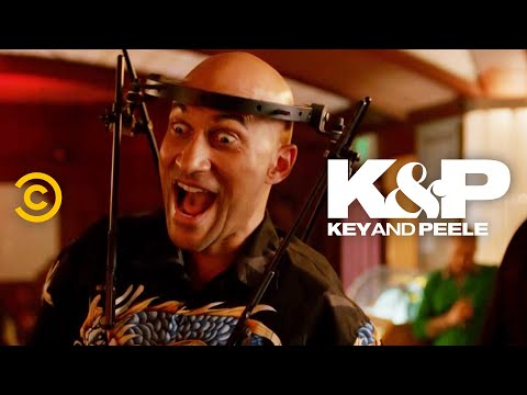 Hurting at the Bar - Key & Peele