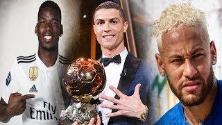 WARKA PSG & Neymar oo meeshii ugu dambeysay wada gaaray & Pogba Madrid Ronaldo