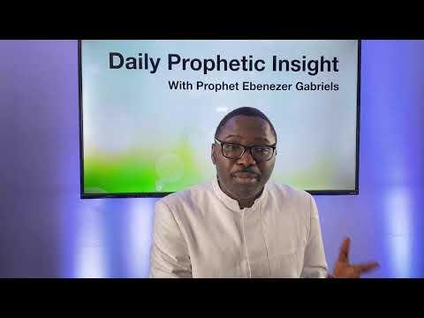 Prophetic Insight Feb 17th, 2021